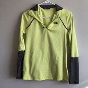 The North Face pullover sweater. Size S